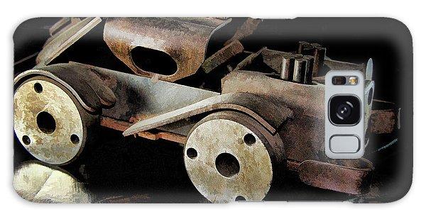 Rusty Rat Rod Toy Galaxy Case by Wilma Birdwell