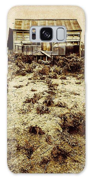 Derelict Galaxy Case - Rusty Rural Ramshackle by Jorgo Photography - Wall Art Gallery