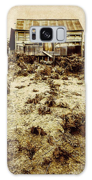 Shed Galaxy Case - Rusty Rural Ramshackle by Jorgo Photography - Wall Art Gallery