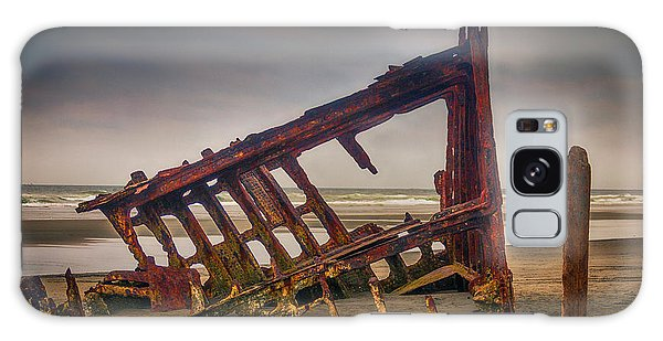 Peter Iredale Galaxy Case - Rusty Shipwreck by Garry Gay