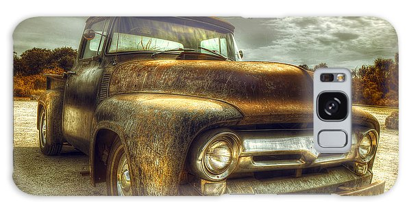 Truck Galaxy S8 Case - Rusty Truck by Mal Bray