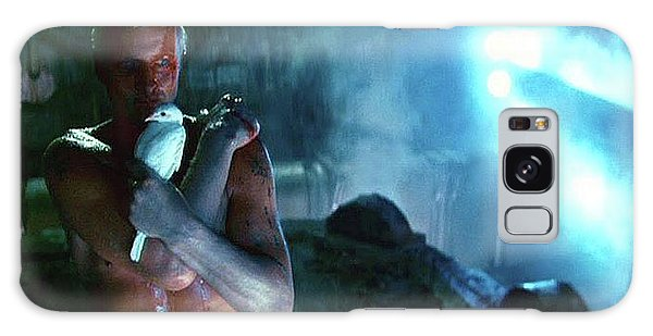 Rutger Hauer Number 2 Blade Runner Publicity Photo 1982 Color Added 2016 Galaxy Case