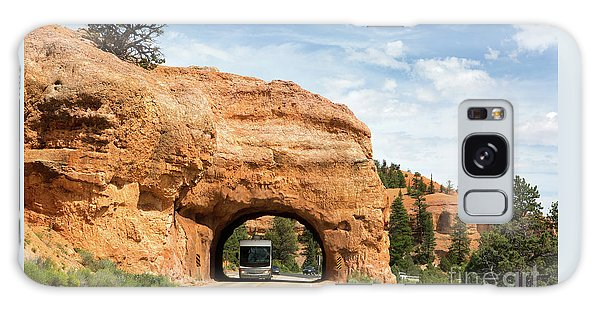 Rv Red Canyon Tunnel Utah Galaxy Case