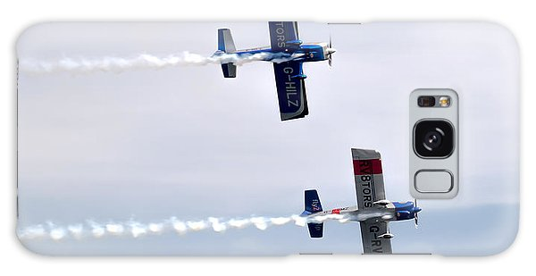 Galaxy Case featuring the photograph Rv8tors Side By Side by Scott Lyons