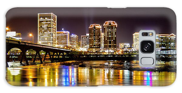 Rva Holiday Skyline 3 Galaxy Case