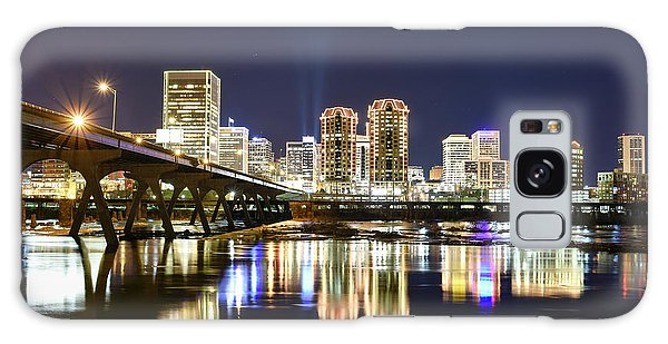 Rva Night Lights Galaxy Case