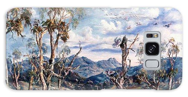 Rwetyepme, Mount Sonda Central Australia Galaxy Case
