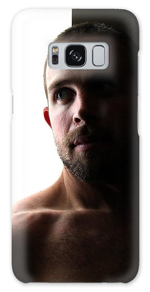 Ryan's Portrait Galaxy Case