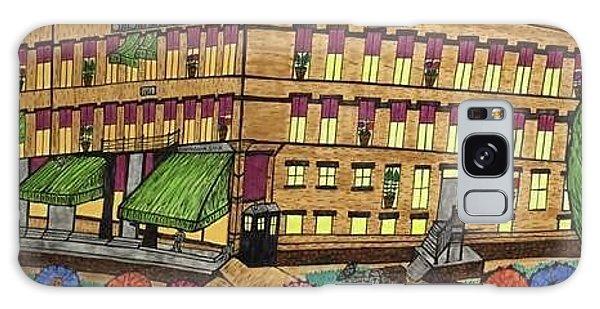 S.m Stephenson Hotel Galaxy Case by Jonathon Hansen