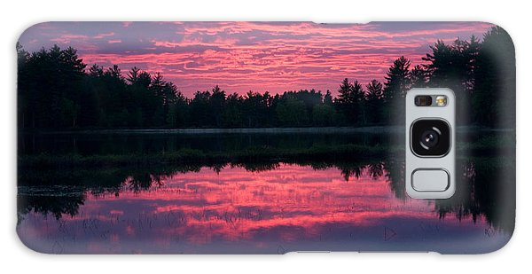 Sabao Sunset 01 Galaxy Case by Brent L Ander