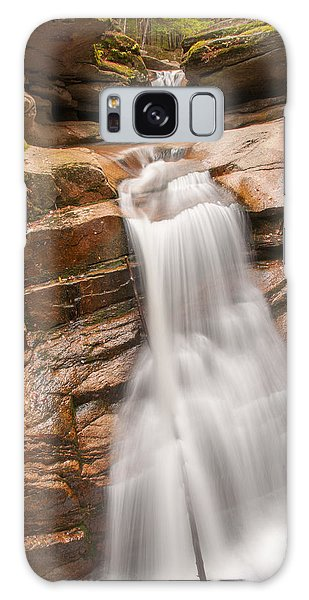 Sabbaday Falls Galaxy Case