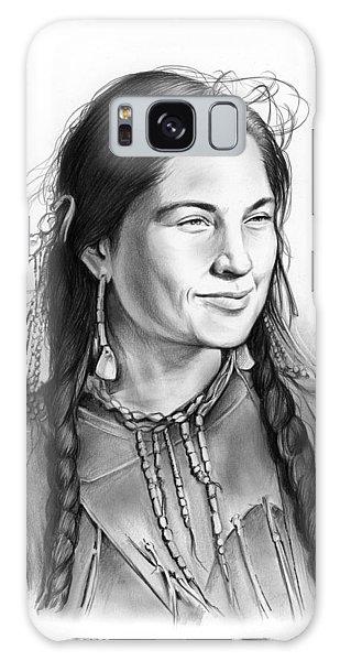 Sacagawea Galaxy Case