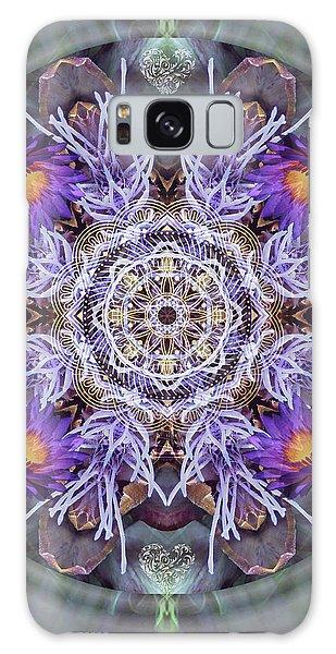 Sacred Emergence Galaxy Case
