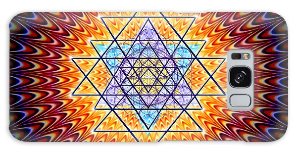 Sacred Geometry 141 Galaxy Case