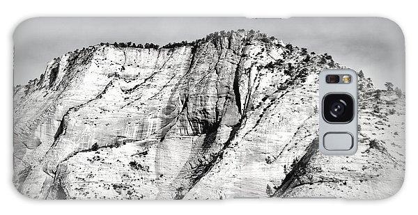 Sacred Mountain Galaxy Case