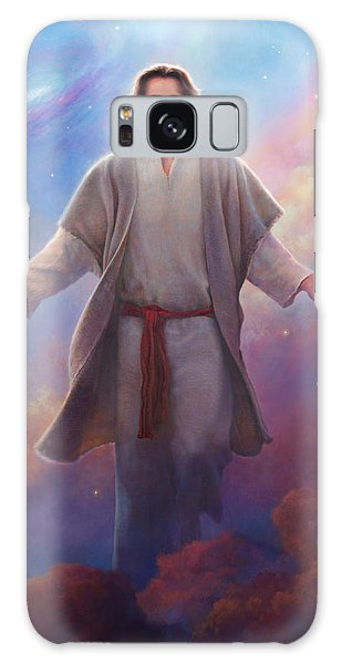 The Sky Galaxy Case - Sacred Space by Greg Olsen