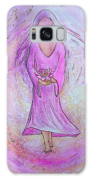 Sacred Woman Galaxy Case