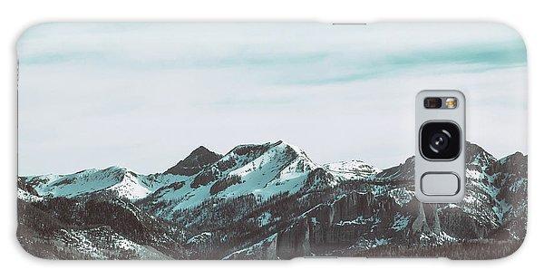 Saddle Mountain Morning Galaxy Case