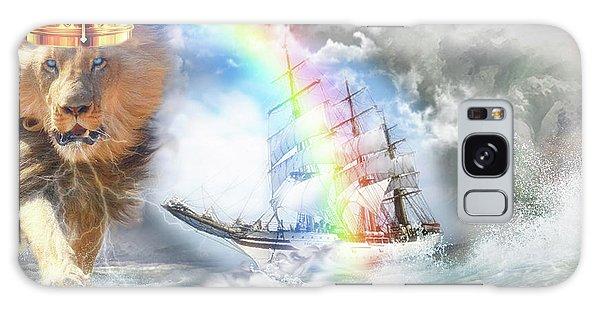 Safe Harbor  Galaxy Case by Dolores Develde