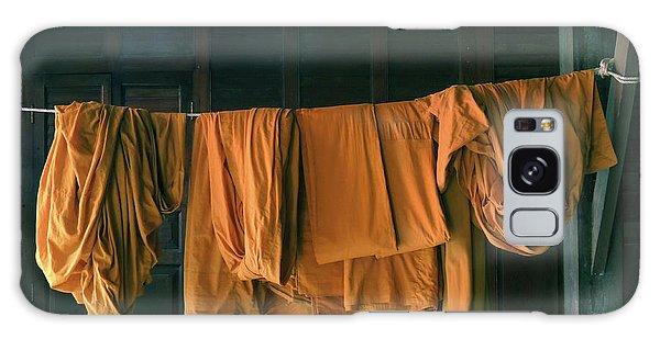 Saffron Robes Galaxy Case