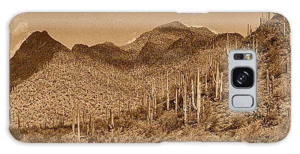 Saguaro Hillsides Tint  Galaxy Case