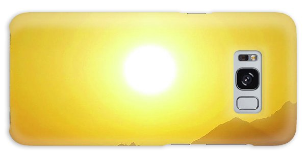 Sahara Sunset 2 Galaxy Case