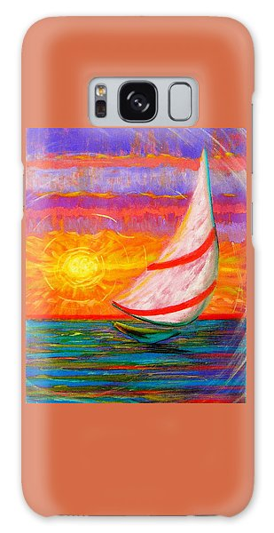 Sailaway Galaxy Case