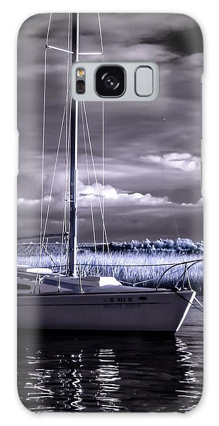 Sailboat 03 Galaxy Case
