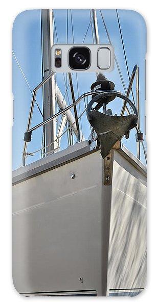 Sailboat Bow 3 Galaxy Case