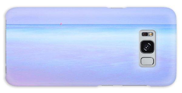 Tides Galaxy Case - Sailing Away by Az Jackson
