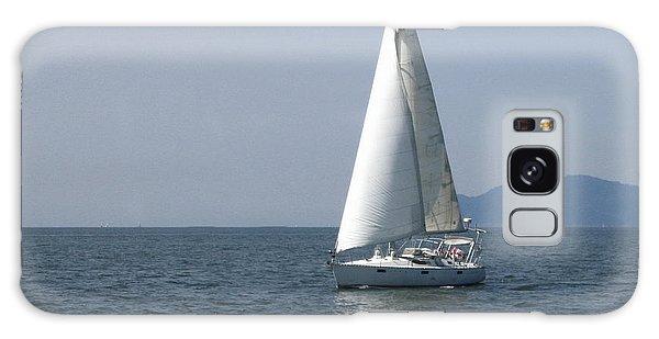 Sailing Away Galaxy Case