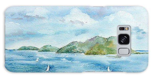 Sailing By Jost Galaxy Case