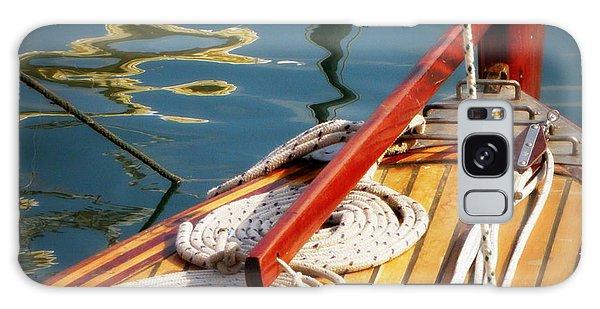 Sailing Dories 4 Galaxy Case