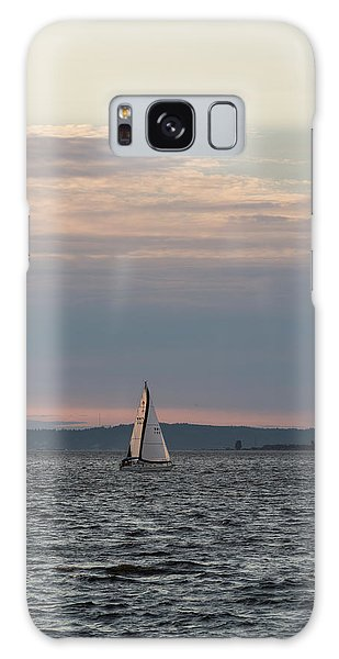 Sailing In The Puget Sound Galaxy Case