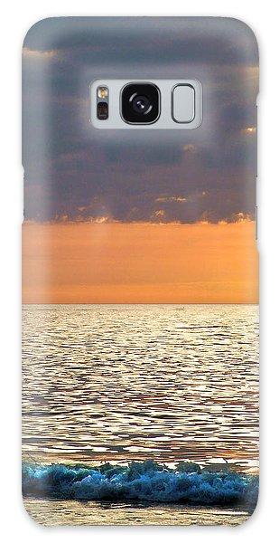 Sailing In The Sun Galaxy Case