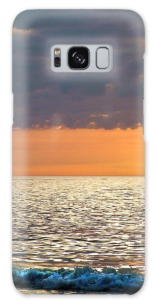 Sailing In The Sun Galaxy Case