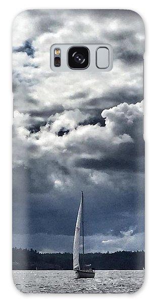 Sailing Puget Sound Galaxy Case