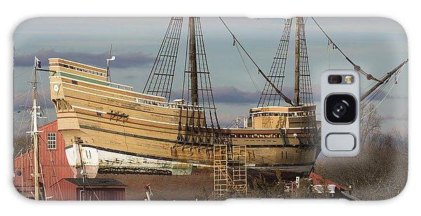 Sailing Ship Repairs Galaxy Case