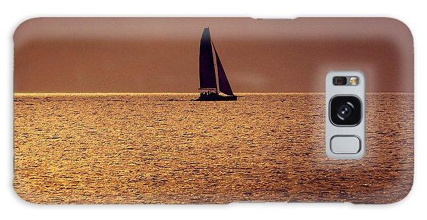 Sailing Galaxy Case