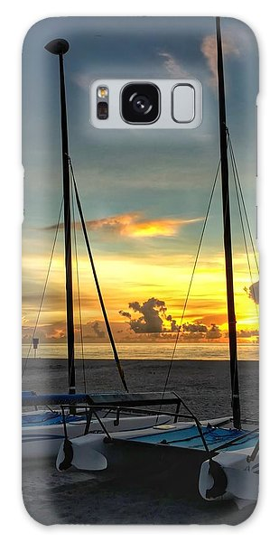 Sailing Vessels  Galaxy Case