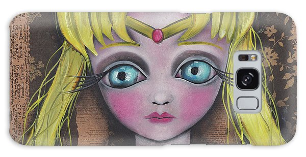 Sailor Moon Galaxy Case by Abril Andrade Griffith