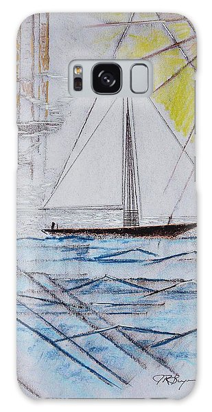 Sailors Delight Galaxy Case by J R Seymour