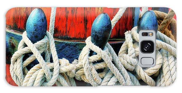 Sailor's Ropes Galaxy Case