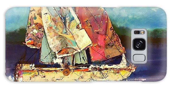 Sails Away Galaxy Case