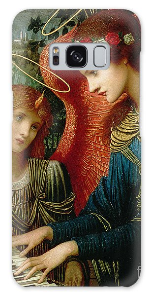 Angel Galaxy Case - Saint Cecilia by John Melhuish Strukdwic