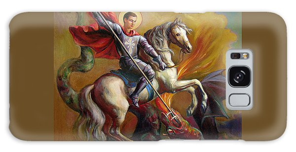 Saint George And The Dragon Galaxy Case