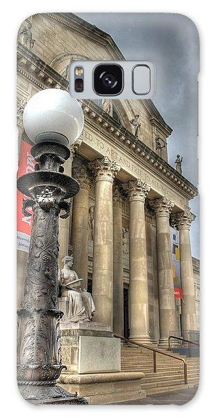 St Louis Mo Galaxy Case - Saint Louis Art Museum Slam Missouri  by Jane Linders