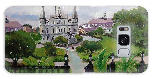 Saint Louis Cathedral Galaxy Case