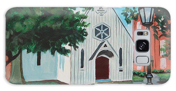 Saint Mary's Chapel Galaxy Case