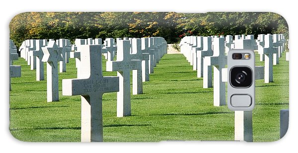 Travelpics Galaxy Case - Saint Mihiel American Cemetery by Travel Pics